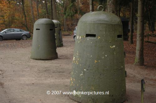 © bunkerpictures - Type German One-man shelters